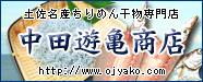 土佐しらす屋 海産物専門 中田遊亀商店