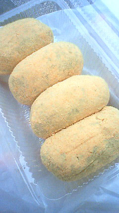 高知 日曜市 名物 芋餅(いももち)