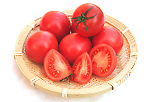 高知 日曜市 名物 フルーツトマト